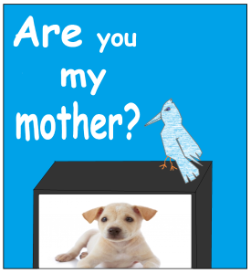 are you my mother parody