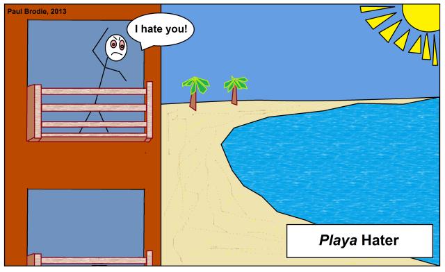 playa hater