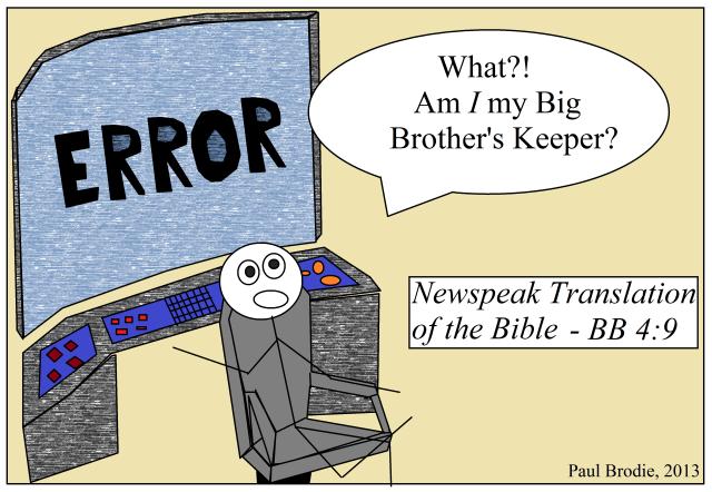 big brothers keeper