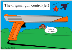 Gun Control: Satire